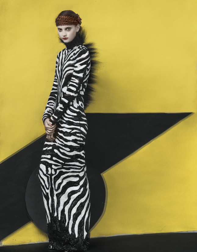 Tom Ford Neiman Marcus Art Of Fashion Fall 2013.  (PRNewsFoto/Neiman Marcus, Sarah Moon)