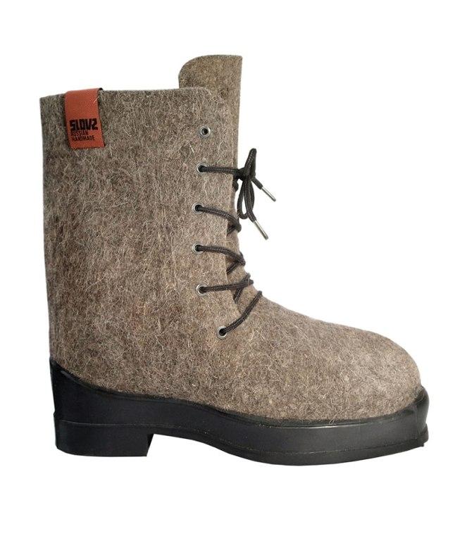 Slovz (Men's) Russian Handmade Felt Boots