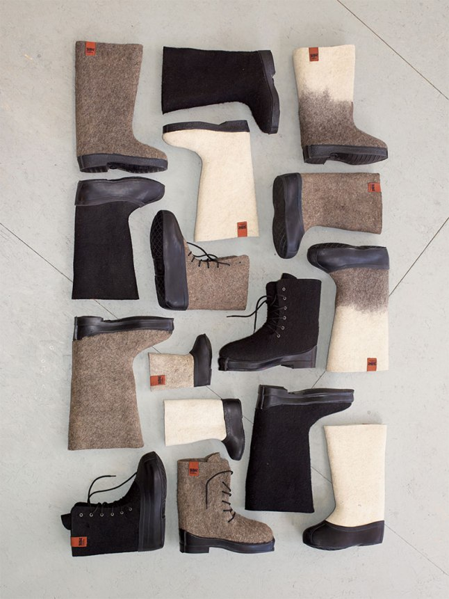 Slovz Russian Handmade Felt Boots