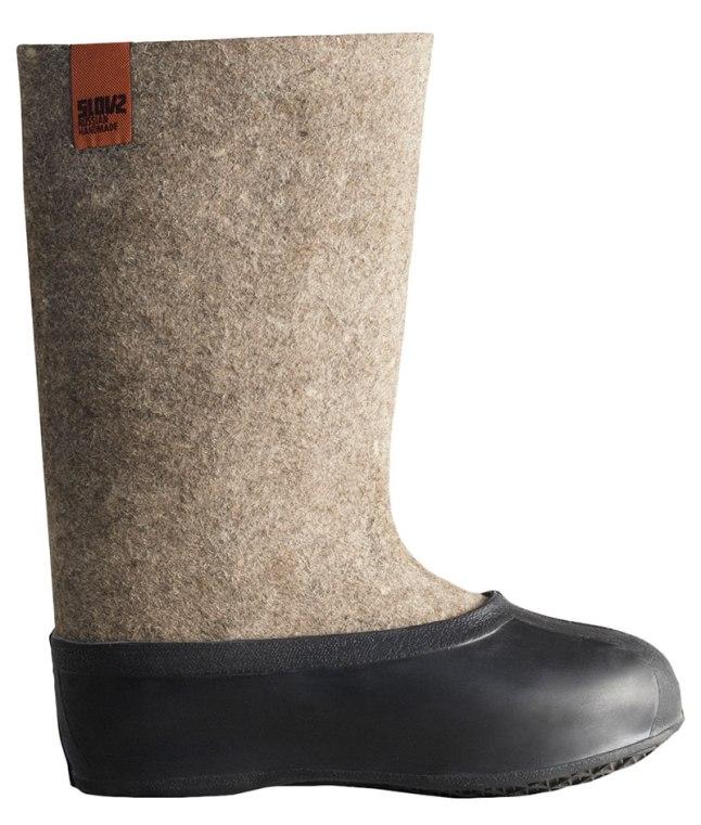 Slovz (Women's) Russian Handmade Felt Boots