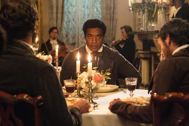 The Accenture Gala is the European Premiere of Steve McQueen's 12 YEARS A SLAVE starring Chiwetel Ejiofor, Michael Fassbender, Benedict Cumberbatch and Brad Pitt