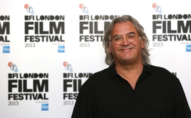 LONDON, ENGLAND - SEPTEMBER 04: Director Paul Greengrass attends the 57th BFI London Film Festival Press Launch Photocall at Odeon Leicester Square on September 4, 2013 in London, England. (Photo by Tim P. Whitby/Getty Images for BFI)