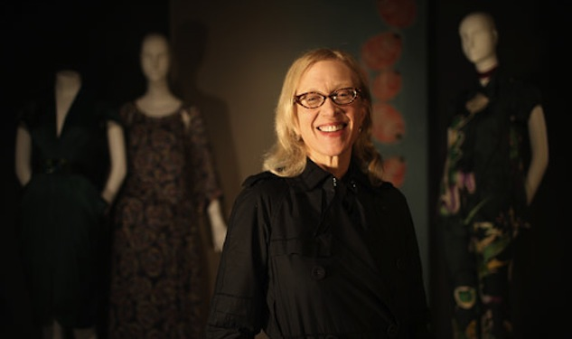 Dr. Valerie Steele, , director and chief curator of The Museum at FIT