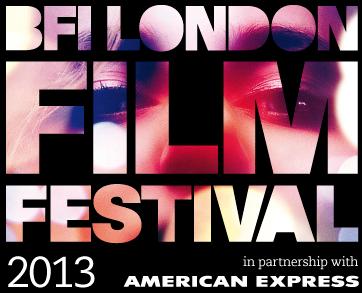 2013 BFI Lonodn Film Festival Logo