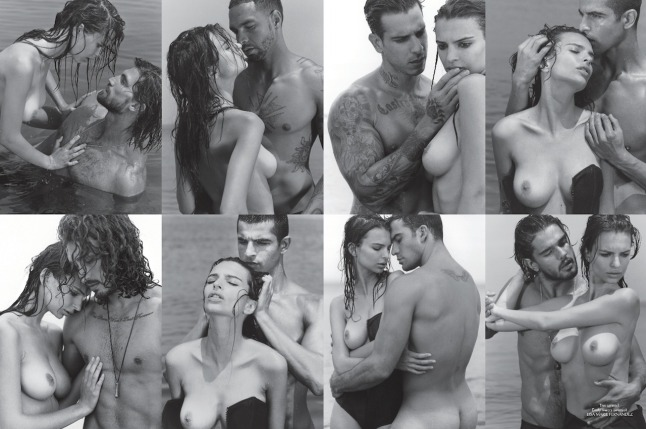 'Love Washes All Over' by Bruce Weber