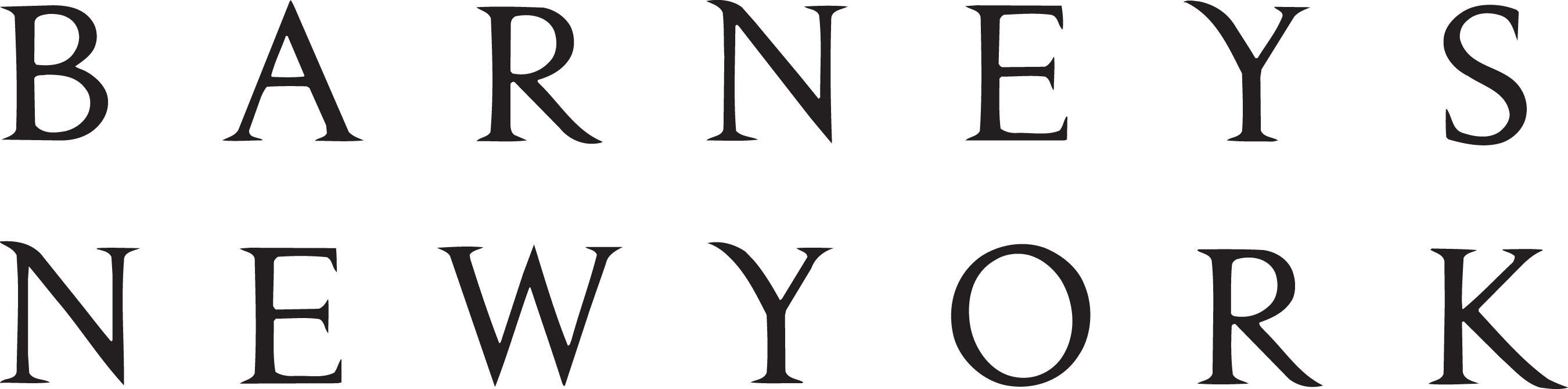 BARNEYS NEW YORK LOGO