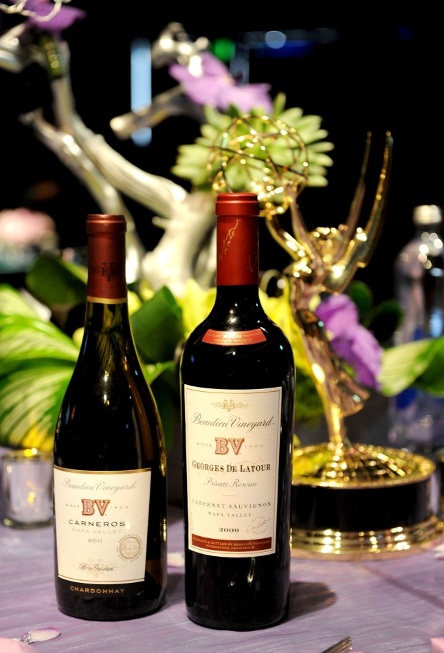 This year's decor theme – Enchanted Forest – will feature 2009 BV Georges de Latour Private Reserve Cabernet Sauvignon and 2011 Beaulieu Vineyard Carneros Chardonnay poured to complement award-winning Patina Catering Chef and Founder Joachim Splichal's culinary menu.