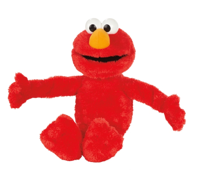 Big Hugs Elmo 2