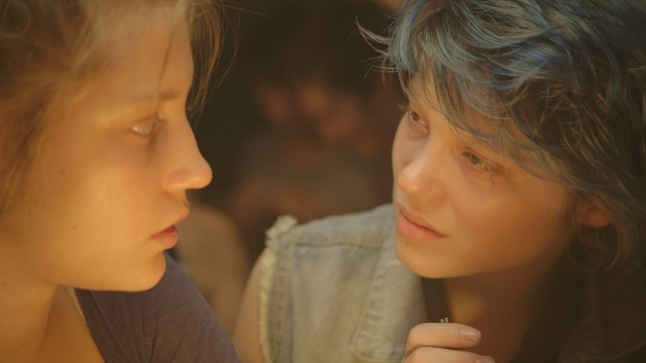 The Love Gala is the UK Premiere of Abdellatif Kechiche's Cannes Palme d'Or winner BLUE IS THE WARMEST COLOUR, starring Adèle Exarchopoulos and Léa Seydoux, who were awarded the coveted prize jointly with their director.