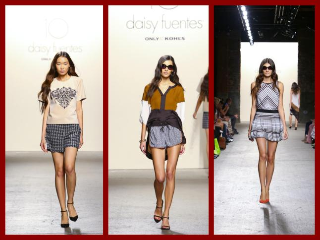 Daisy Fuentes 2014 Spring-Summer Collection