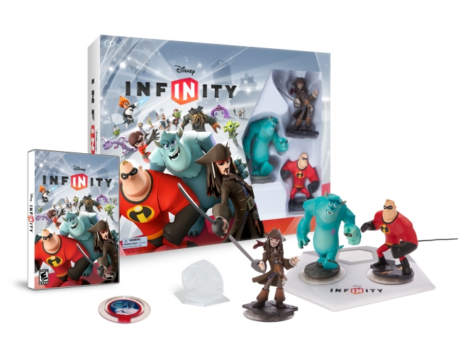Disney Infinity from Disney Interactive