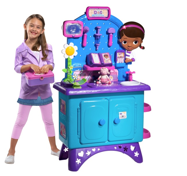 Doc McStuffins Deluxe Check Up Center