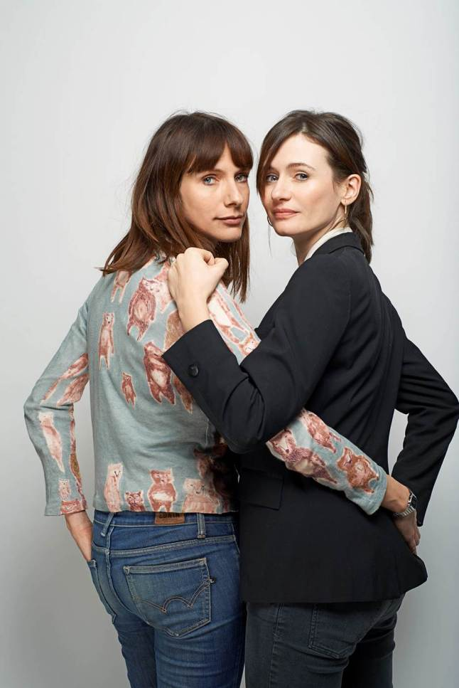 DOLL & EM created by and starring Dolly Wells and Emily Mortimer