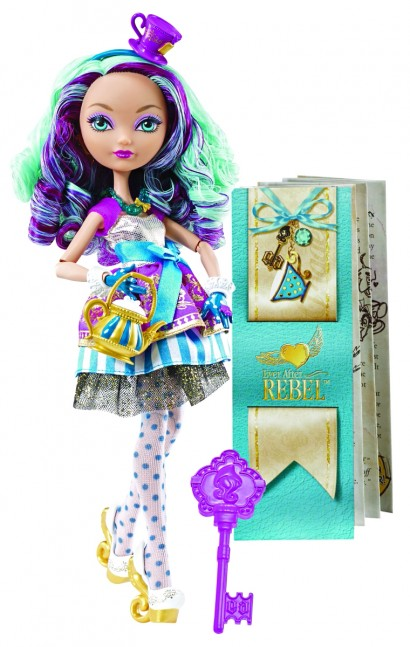 Ever After High ™ Royal & Rebel Dolls from Mattel® (Photographer David Chickering Stylist Lin Carlson)