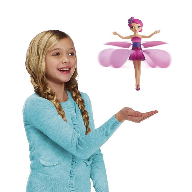 Flutterbye Flying Fairy from Spin Master™