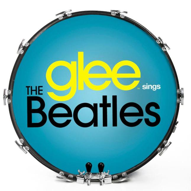 Glee Sings The Beatles - Album Available September 24.  (PRNewsFoto/Columbia Records)