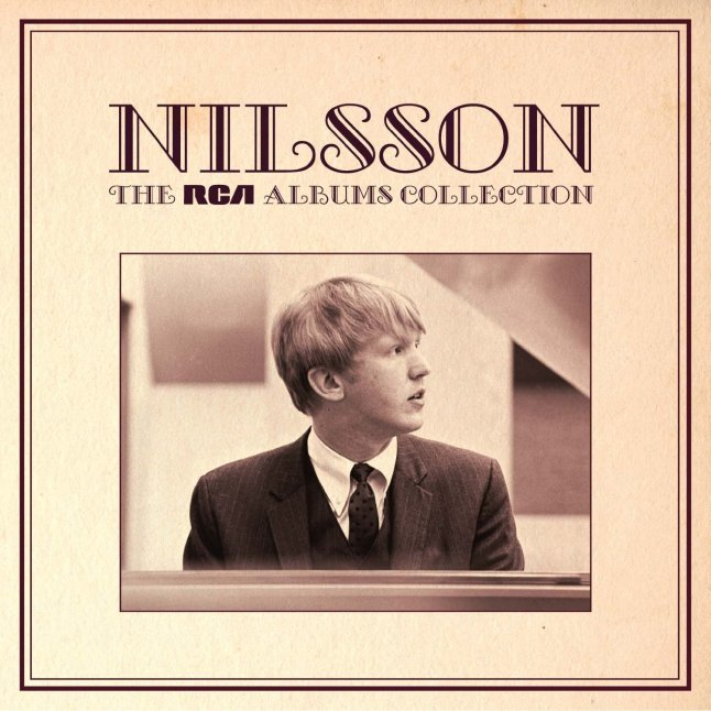 Harry Nilsson The RCA Album Collection 2