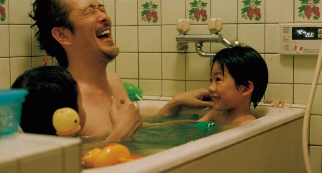 Hirokazu Kore-eda's Cannes Jury Prize winning LIKE FATHER, LIKE SON