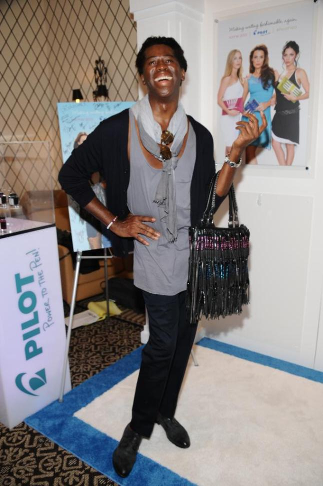 J. Alexander at NYFW Style Lounge by GBK