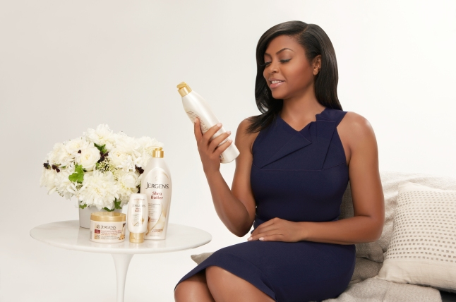 Jergens Skincare and Taraji P. Henson showcase how Shea Butter brings radiance to the lives of women around the world.