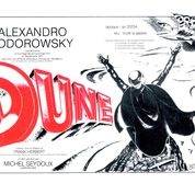 Frank Pavich's documentary JODOROWSKY'S DUNE which explores the Chilean-French director Alejandro Jodorowsky's doomed attempt to adapt and film Frank Herbert's sci-fi novel in the mid 1970's