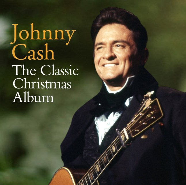 Johnny Cash The Classic Christmas Album (2)