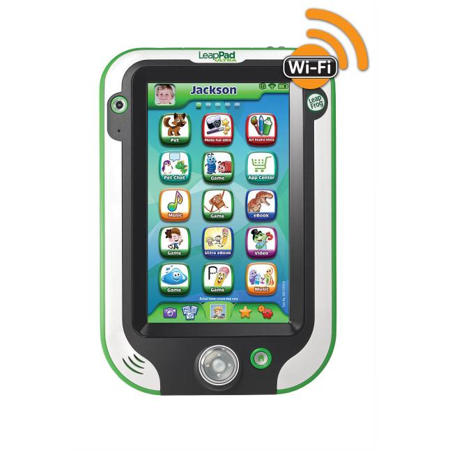 LeapFrog LeapPad Ultra Learning Tablet - Green