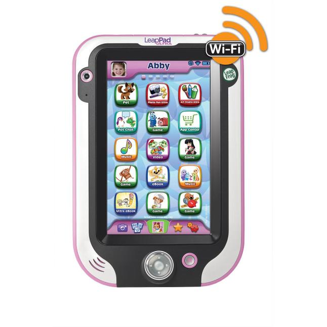 LeapFrog LeapPad Ultra Learning Tablet - Pink