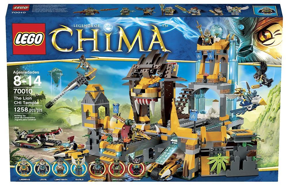 The Lion Chi Temple 70010 - LEGO.com US