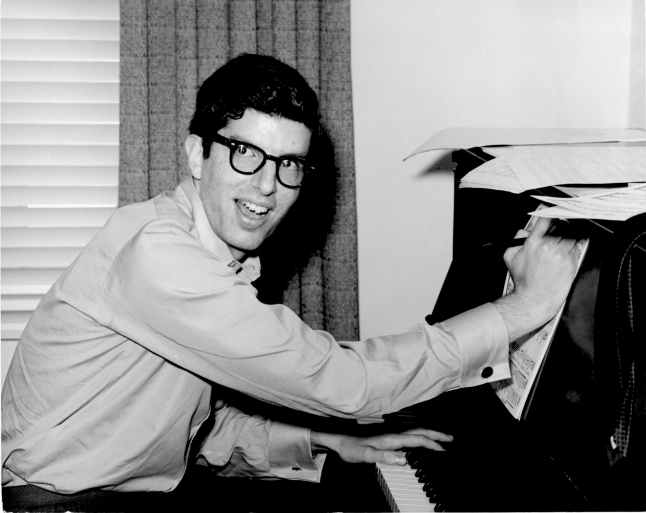 Dori Bernstein's affectionate documentary MARVIN HAMLISCH: THE WAY HE WAS which chronicles the work and life of the Emmy, Grammy, Oscar and Tony-winning composer