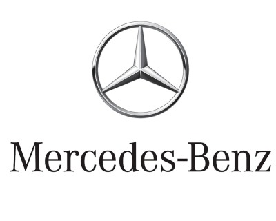 New 2011 3D Mercedes-Benz USA logo. (PRNewsFoto/Mercedes-Benz USA)