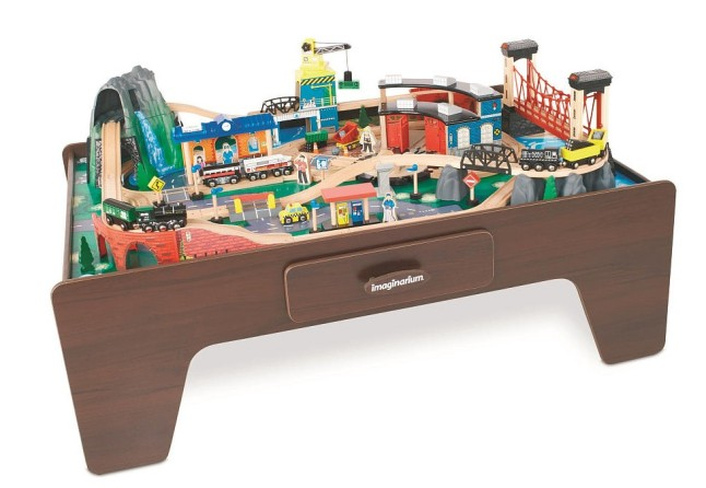 "Imaginarium™ Mountain Rock Train Table from Toys""R""Us®"