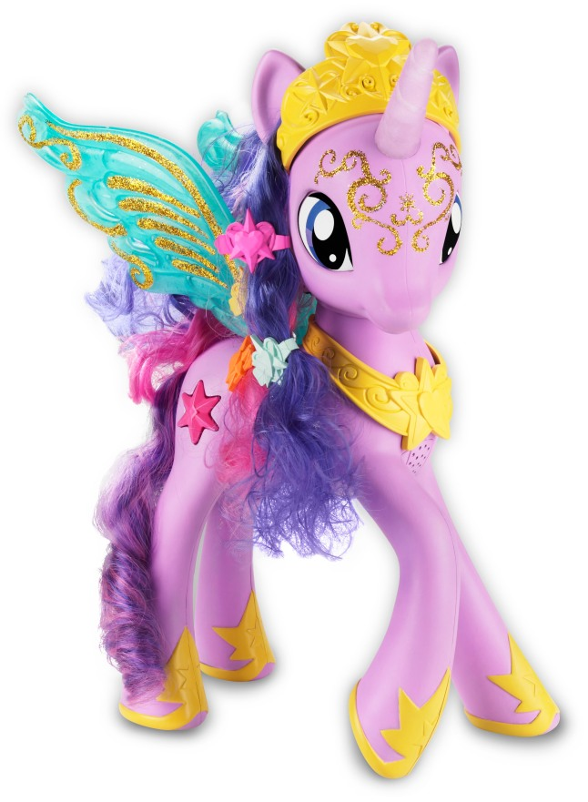 My Little Pony Feature Princess Twilight Sparkle Pony from Hasbro®