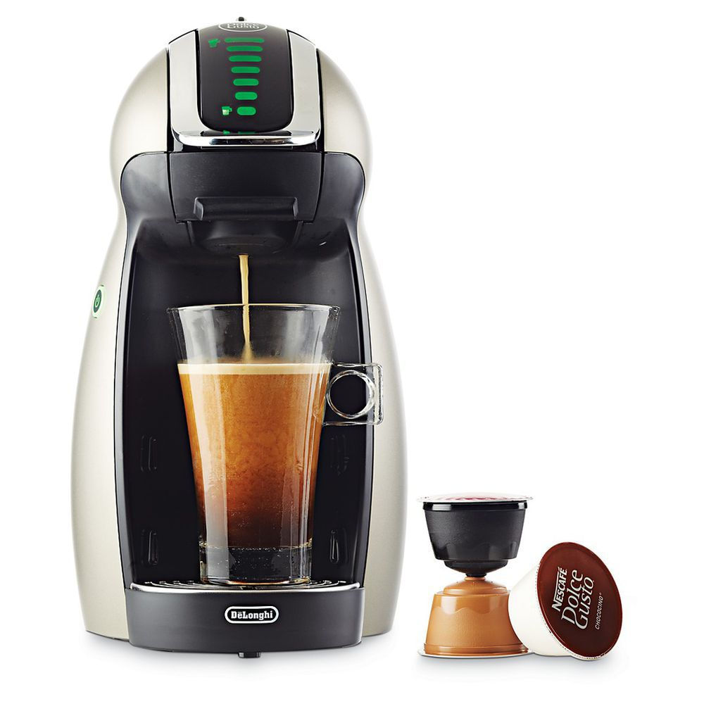 nescafe dolce gusto partners with fiorucci on new single serve machine. Black Bedroom Furniture Sets. Home Design Ideas
