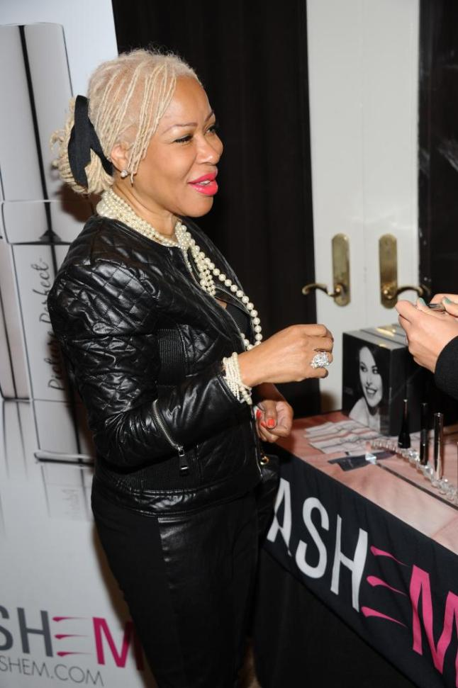 NYC cosmetic plastic surgeon Dr. Rosetta Garries at GBK Style Lounge