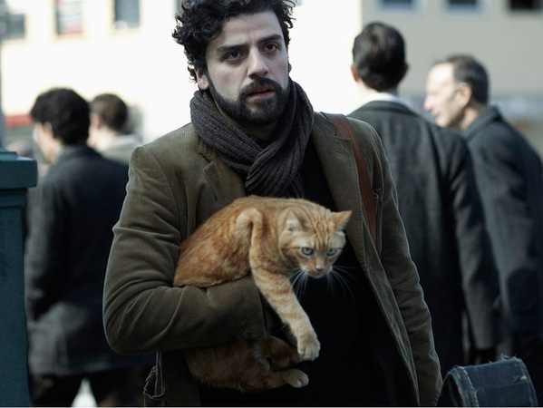 The Centrepiece Gala supported by the Mayor of London is the Coen Brothers' INSIDE LLEWYN DAVIS starring Oscar Isaac (above), Carey Mulligan and Justin Timberlake