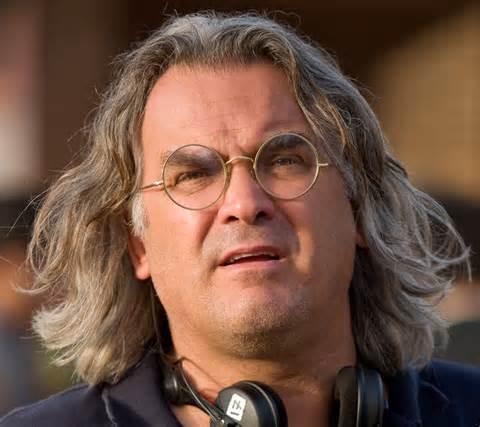 Director Paul Greengrass