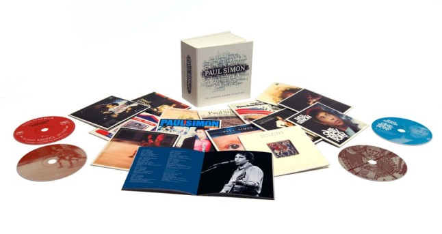Paul Simon: The Complete Albums Collection