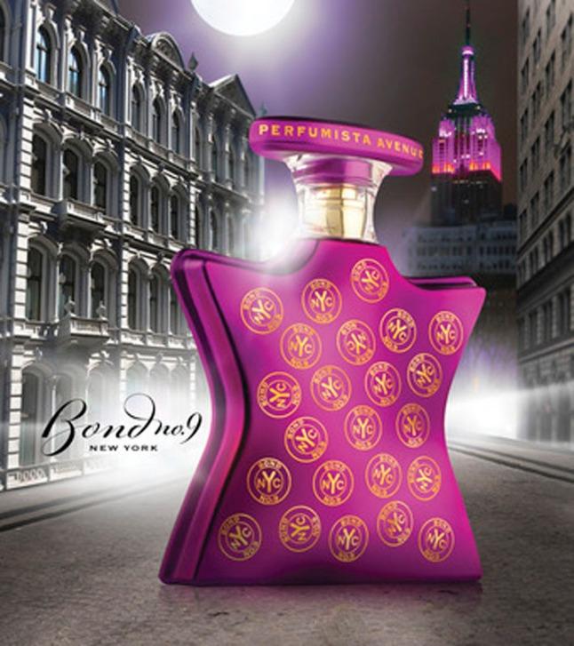 Perfumista Avenue, Our First New York  Fantasy Neighborhood.  (PRNewsFoto/Bond No. 9 New York)