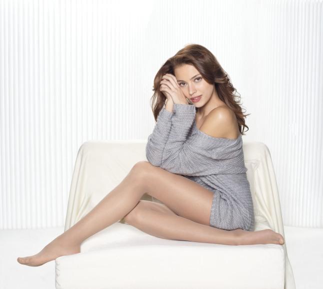 Hanes Silk Reflections introduces Pure Bliss legwear for Fall 2013.  (PRNewsFoto/Hanes Hosiery)