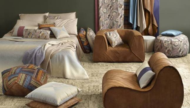 Stardust Collection by Rosita Missoni for MissoniHome