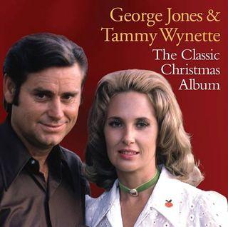 The Classic Christmas Album by George Jones & Tammy Wynette