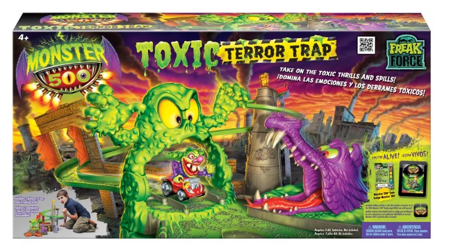 "Monster 500™ Toxic Terror Trap Playset from Toys""R""Us®"