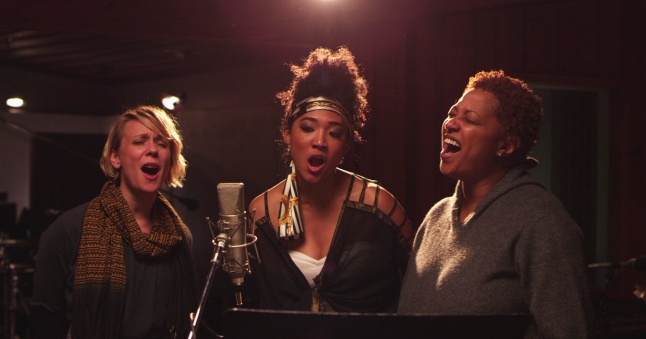 and Morgan Neville's TWENTY FEET FROM STARDOM which shines a spotlight on the backup singers behind some of the greatest musical legends of the 21st century