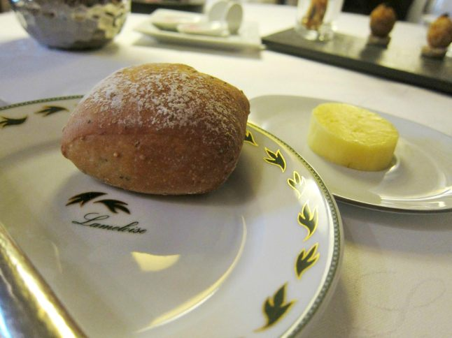 2013 TripAdvisor Travelers' Choice Restaurants – Maison Lameloise, Chagny, France - #1 World (A TripAdvisor traveler photo)