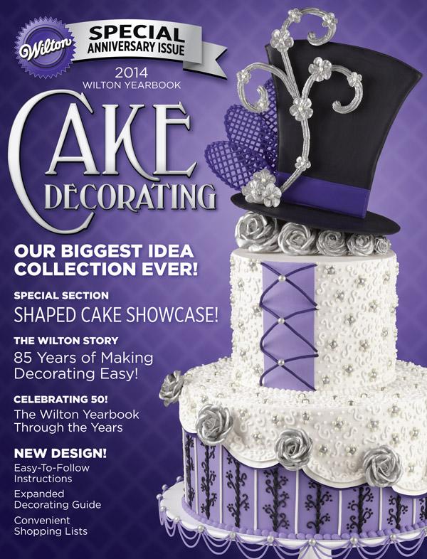 2014 Wilton Yearbook of Cake Decorating
