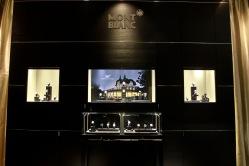 Montblanc Boutique on Madison Avenue (Photo Credit: C. Mioses de Pena)
