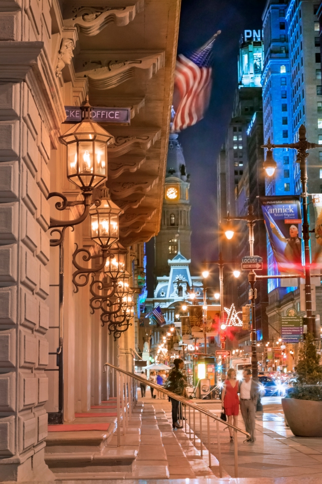 Modeled after Milan's La Scala opera house, Philadelphia's 1865 Academy of  Music is a performing and architectural landmark on the Avenue of the Arts (Broad Street) and is home to the Opera Company of Philadelphia and Pennsylvania Ballet. Credit: Photo by G. Widman for GPTMC