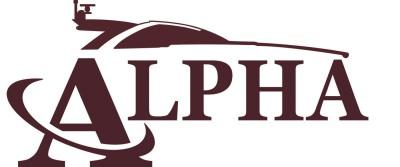 Alpha logo. (PRNewsFoto/Cheoy Lee Shipyard)