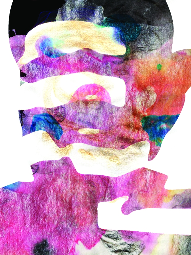 Artist Kim Gordon for Sephora Brooklyn (original artwork)